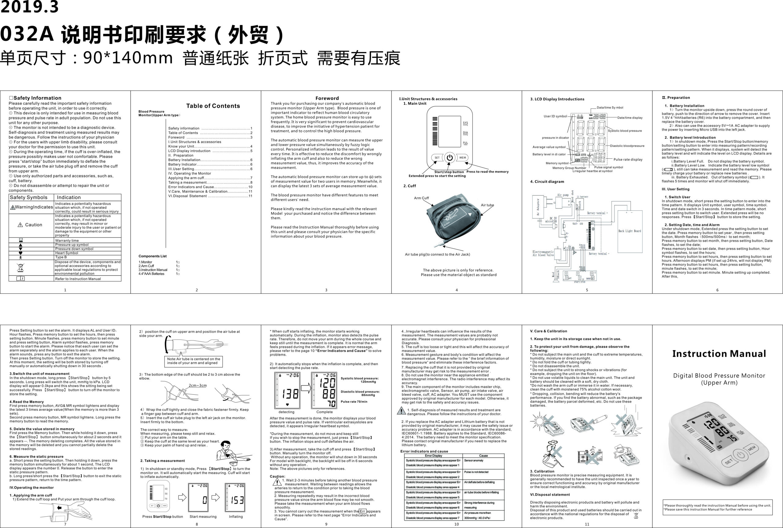 RN-32A user manual